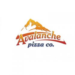 Avalanche Pizza logo
